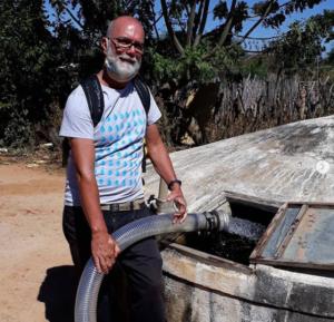 Abastecimento de cisternas