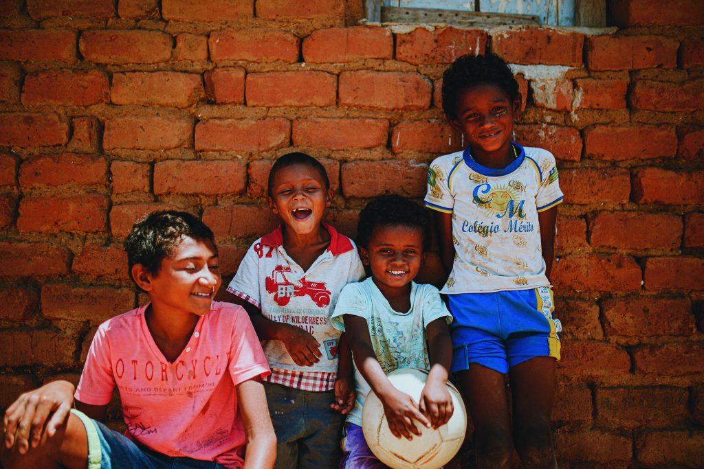 Falar com o Instituto Livres para gerar mais ações com crianças do sertão nordestino